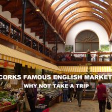 CORKS FAMOUS ENGLISH MARKET