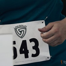 LinksRun Timing Bib at ShadowGlen Golf Club