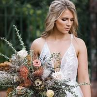Boho Bouquet - Heirloom Snaps Photography