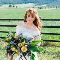 Caylee & John - Spruce Mountain Ranch