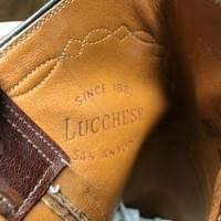 Original Lucchese boots by the Lucchese brothers.