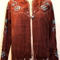 Dakota Fringe Jacket $800.00 + shipping