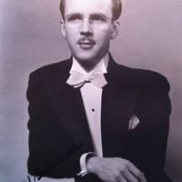A young Bobby in one of his first bandleader photos