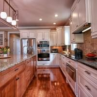 Beautiful Kitchen Real Estate Photography