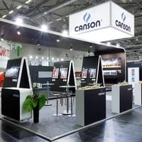 PAPETERIE  et PHOTOGRAPHIE | COMMUNICATION DE LANCEMENT DE CANSON INFINITY A L'INTERNATIONAL