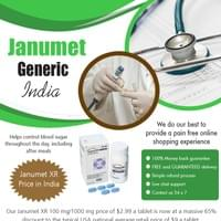 Learn about special offers for Janumet Generic India At https://www.worldtrustpharmacy.co/janumet-xr-in-india/  Find Us: https://goo.gl/maps/iddXUDQfzkJ2  Deals in .....  eliquis 5 mg price in india glivec 400 mg buy online india deferiprone brands in india why is xifaxan so expensive entecavir generic price in india janumet xr price in india buy generic atripla online  This Janumet Generic India guide is based on using the discount card which is accepted at most pharmacies. The cost for Janumet XR oral tablet, extended release (500 mg-50 mg) is around for a supply of 60 tablets, depending on the pharmacy you visit. Prices are for cash paying customers only and are not valid with insurance plans.  Social---  https://plus.google.com/114895103783609971938 https://angel.co/world-trust-pharmacy http://www.alternion.com/users/trustgenerics/ https://tenviremonline.netboard.me/