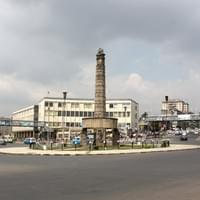 Our Liberty Monument in Addis Ababa
