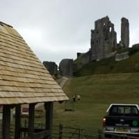 oak shingles suppleid to corfe castle