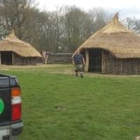 celtic roundhouses