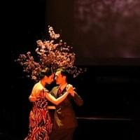 Performing in Fukuoka Tango Festival