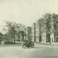 Kedzie south of Palmer in 1926