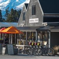 Mrs Woolly's General store in Glenorchy