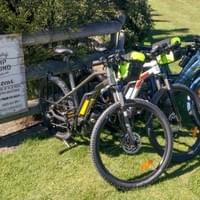 Some of our electric bikes