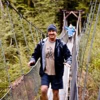 Walking on the Routeburn - an easy ride from Gleorchy by e-bike