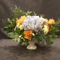 Cheerful_Sympathy_Floral_Arrangement_Dallas_Texas