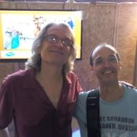With Sonny Landreth in 2015