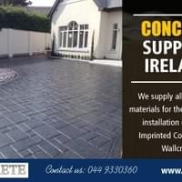 Concrete Supplies Ireland