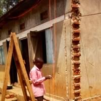 Adding solar power to a church in Uganda