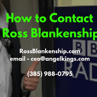 How to Contact Ross Blankenship