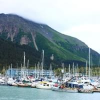 Seward Harbour. Seward, AK. 2015.