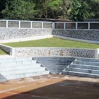 Secondary Ground and Seating