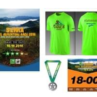 Sierra Trail Adventure Race 2016