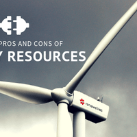 Robert Bensh | Pros and Cons of Energy Resources Header