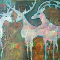 Three Elk  /SOLD