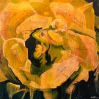 Yellow Rose /SOLD