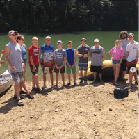 Youth Float trip 2019