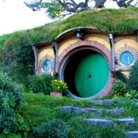 Hobbiton - the shire, middle earth