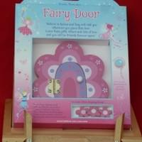 Fair Trade Flower Fairy Door £10