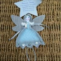 Fair Trade zodiac Fairy - Cancer £6