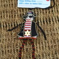 Fair Trade Birthday Pirate £6
