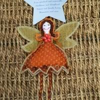 Zodiac Fair Trade Fairy - £6