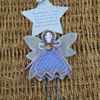 Fair Trade Zodiac Fairy - Sagittarius £6