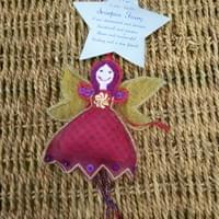 Fair Trade Zodiac Fairy - Scorpio £6