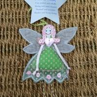 Zodiac Fair Trade Fairy - Taurus £6