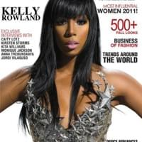 Kelly Rowland Runway Magazine Cover
