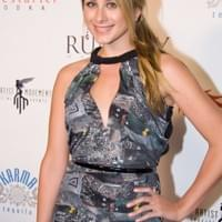 Lauren Bosworth attends the Runway Magazine party