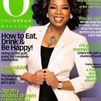 My client was featured in this Oprah Magazine