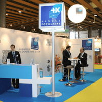 Stand Banque Populaire
