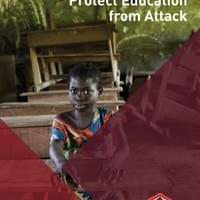 Global Coalition to Protect Education is another organization that I've been lucky to support with my hard work. This brochure was used in 2016 to raise over $670,000 dollars. Good Ideas do Good Things.