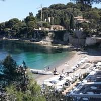 Luxury Travel in French Riviera  - Plage de la Mala