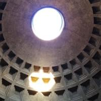 The Pantheon, Rome, May 2016.