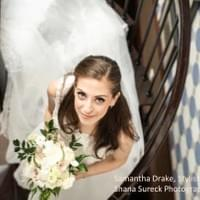 Bridal shoot at the Liberty Hotel