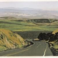 Road Through the Palouse