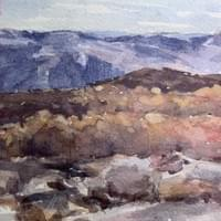 Mountain Landscape, 2019
