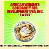 International Women's Day New York - African Women Solidarity for Development USA (SFADU)