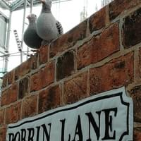 Who lives in Bobbin Lane?